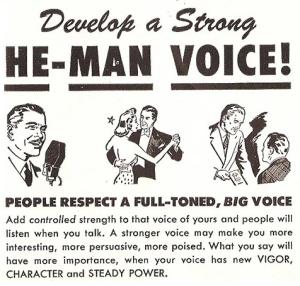 big voice
